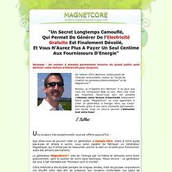 MagnetCore - Votre Indépendance Energétique Commence Aujourd'hui-Namoroka