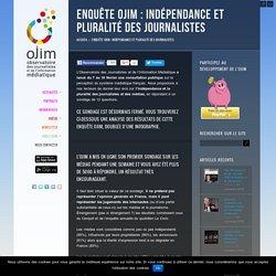 Sondage : indépendance et pluralité des journalistes et des médias