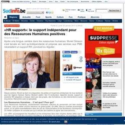 «HR support»: le support indépendant pour des Ressources Humaines positives