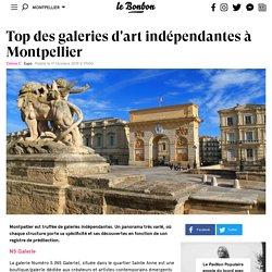 Top des galeries d'art indépendantes à Montpellier