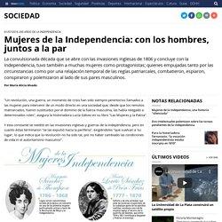 Mujeres de la Independencia Argentina. Biografías.