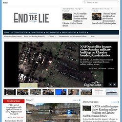End the Lie – Independent News | Alternative News Daily - Pale Moon