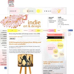 indie art and design - directory + blog for australian independe