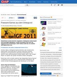 Independent Games Festival 2011: Die besten Gratis-Spiele
