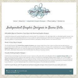 Artist Graphic Designer Buena Vista