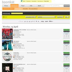 Downloads Recent Releases in All Genres - Page 1