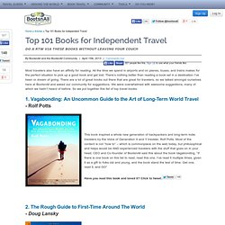 Top 101 Books for Independent Travel