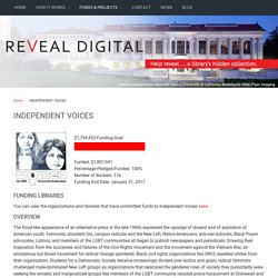 INDEPENDENT VOICES – Reveal Digital