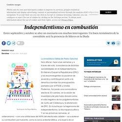 Independentismo en combustión