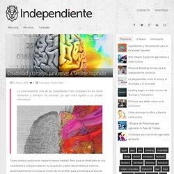 Creatividad y consejos para volver a Sentirte Inspirado-Independiente – Articulos para Profesionistas Independientes