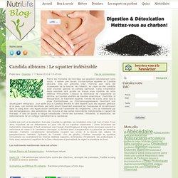 Candida albicans : Le squatter indésirable - Nutrilife BlogNutrilife Blog