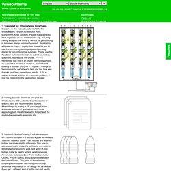 Hydroponics on your window - step-by-step /BRITTA RILEY