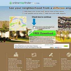 free.onlinemapfinder