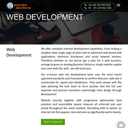 AI & Scientific App Development