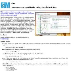 Index of /~dgraham/ETM