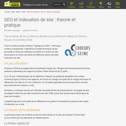 SEO et indexation de site : théorie et pratique — Makina Corpus