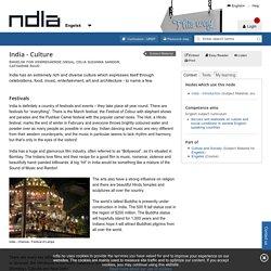 India - Culture