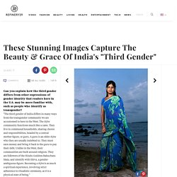 India Third Gender Hijras In Photos