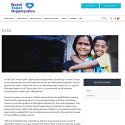 India - World Toilet Organization
