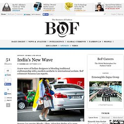 India's New Wave