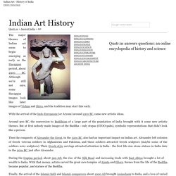Indian Art - History of India