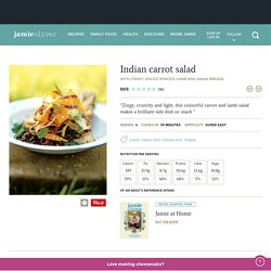 indian carrot salad