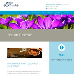 Offering A Lending Hand At Every Step of Funerals