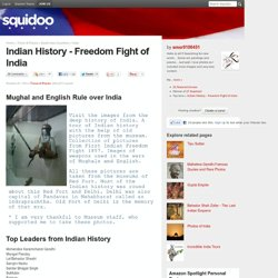 Indian History in Pictures