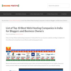 Indian Web Hosting Reviews - 100% Real Deals & Coupon