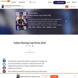 Indian Monin Cup Finals 2016