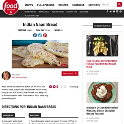 Indian Naan Bread Recipes