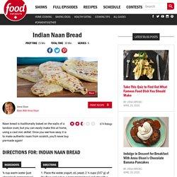 Indian Naan Bread Recipes