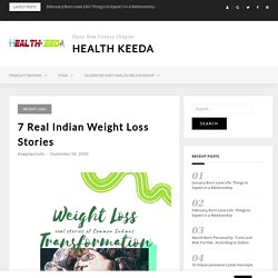 7 Real Indian Weight Loss Stories