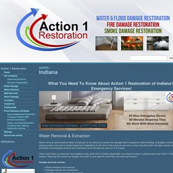 Indiana - Action 1 Restoration & Remodeling