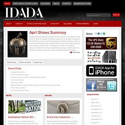 IDADA | Indianapolis Downtown Artists and Dealers Association
