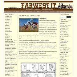 Gli indiani e le comunicazioni : www.farwest.it