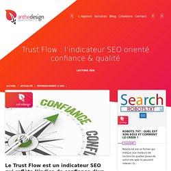 Trust Flow : l'indicateur SEO orienté confiance et qualité