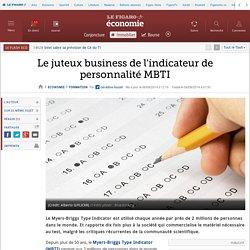 Le juteux business de l'indicateur de personnalité MBTI