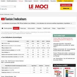 Fiche pays Tunisie - Le Moci
