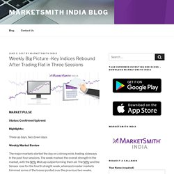 Key Indices Rebound After Trading Flat in Three Sessions - MarketSmith India