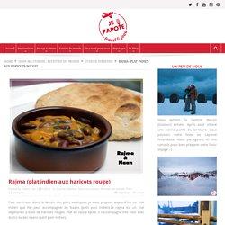 Rajma : plat indien végétarien aux haricots rouges