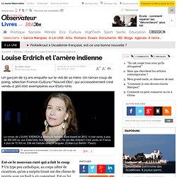 Louise Erdrich et l'amère indienne