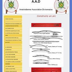 Construire un arc - indienneassosdivions jimdo page!