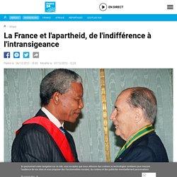 La France et l'apartheid, de l'indifférence à l'intransigeance