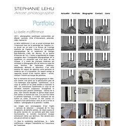 La belle indifférence - Stephanie Lehu, Artiste Photographe - Drôme / Vaucluse - France