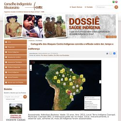 CIMI - Conselho Indigenista Missionário