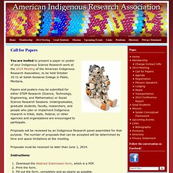American Indigenous Research Association