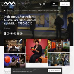 Introduction to Indigenous Australians: Australia's First Peoples