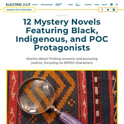 12 Mystery Novels Featuring Black, Indigenous, and POC Protagonists