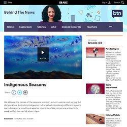 Indigenous Seasons - Classroom - BTN